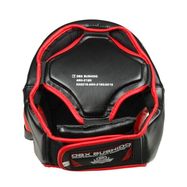 Boxerská helma ARH-2180 DBX BUSHIDO detail 1