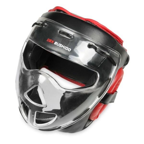 Boxerská helma ARH-2180 DBX BUSHIDO detail