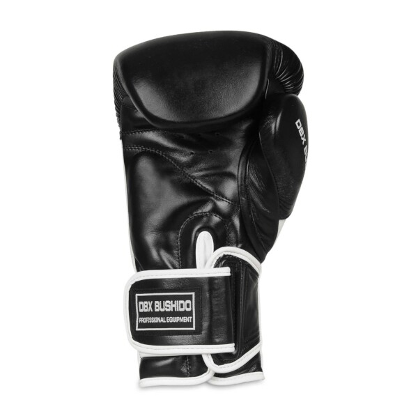 Boxerské rukavice BB5 - přírodní kůže DBX BUSHIDO inside 1