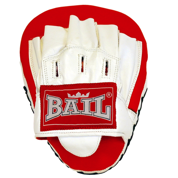 Lapy prstové - kůže Combat training BAIL single