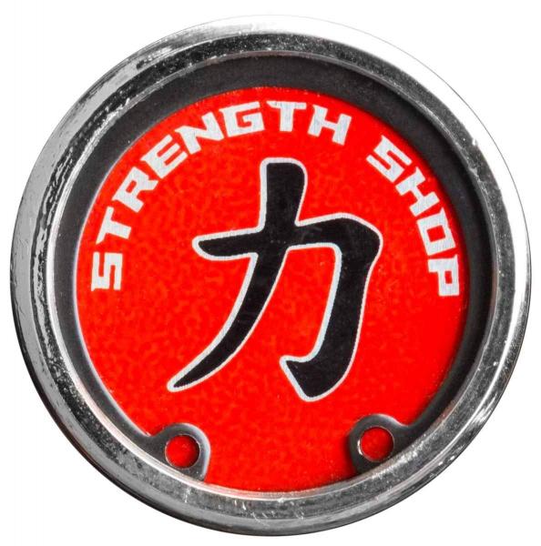 STRENGTHSYSTEM Speciální olympisjká osa Riot squat bar - detail 2
