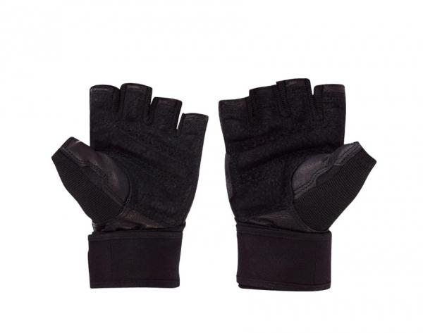 Fitness rukavice Pro Wrist Wrap HARBINGER backwards