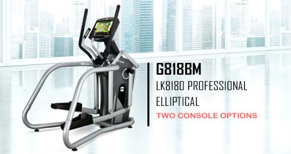 Eliptický trenažér BH Fitness LK8180 promo 4
