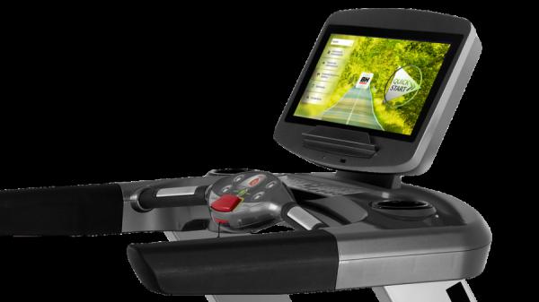 Běžecký pás BH Fitness LK6800 SMART boční pohled