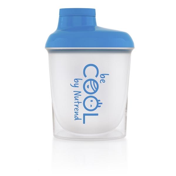 NUTREND Cool Protein Shake 5x50 g čokoláda shaker