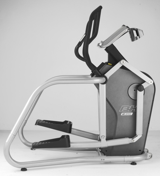 Eliptický trenažér BH Fitness LK8180 Smart boční pohled