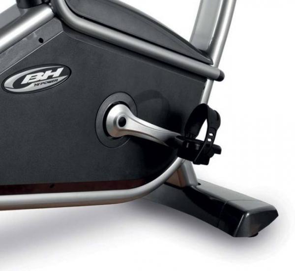 Rotoped BH Fitness SK8000 LED šlapací střed