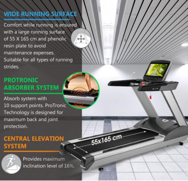 Běžecký pás BH Fitness SK7990 promo