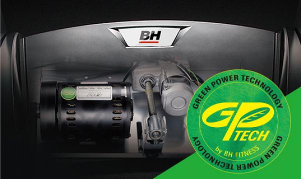 Běžecký pás BH FITNESS LK6200 Smart Focus 16 green power
