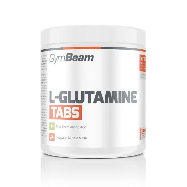 GymBeam L-Glutamine Tabs 300 tablet