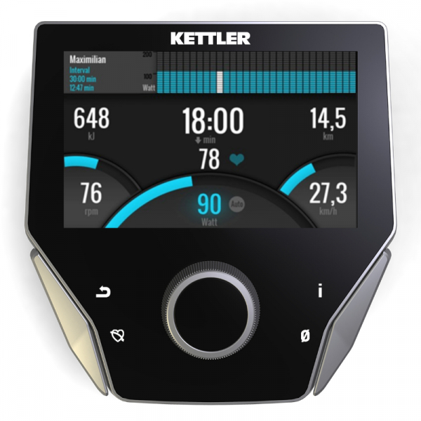 Kettler Axiom pc