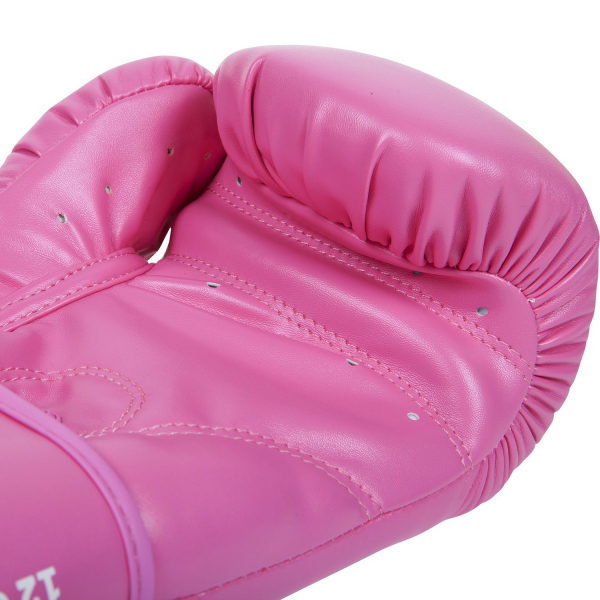 Boxerské rukavice Contender růžové VENUM vel. 8 oz inside