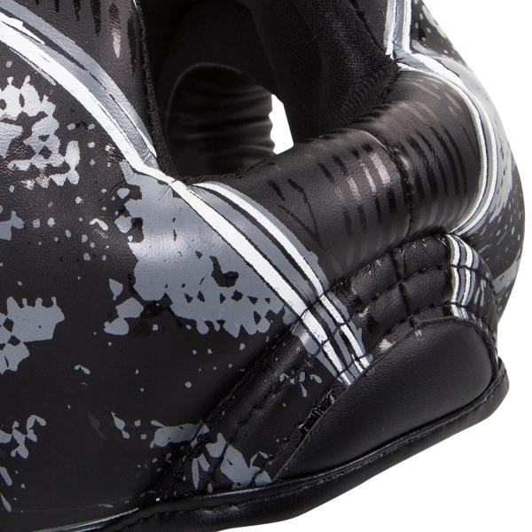 Chránič hlavy Gladiator 3.0 černo bílý VENUM detail