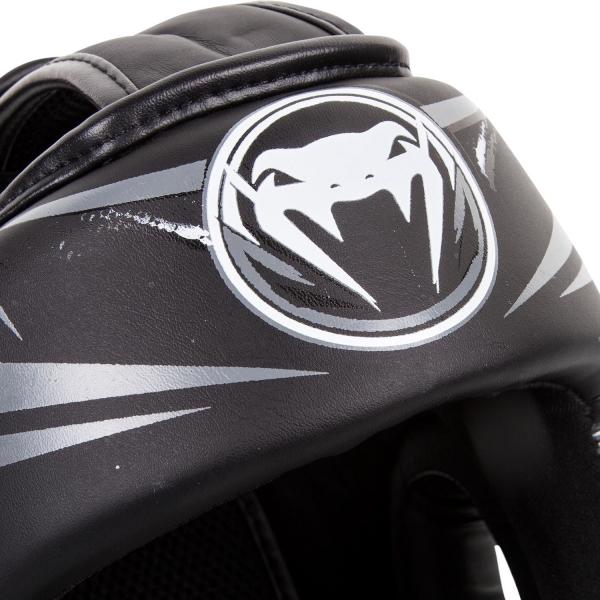 Chránič hlavy Gladiator 3.0 černo bílý VENUM logo