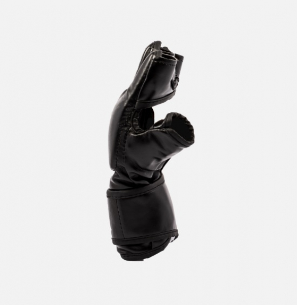 MMA grapling rukavice PU EVERLAST side