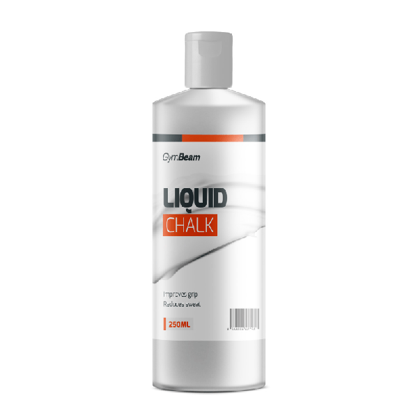 GymBeam tekutá křída liquid chalk 250 ml