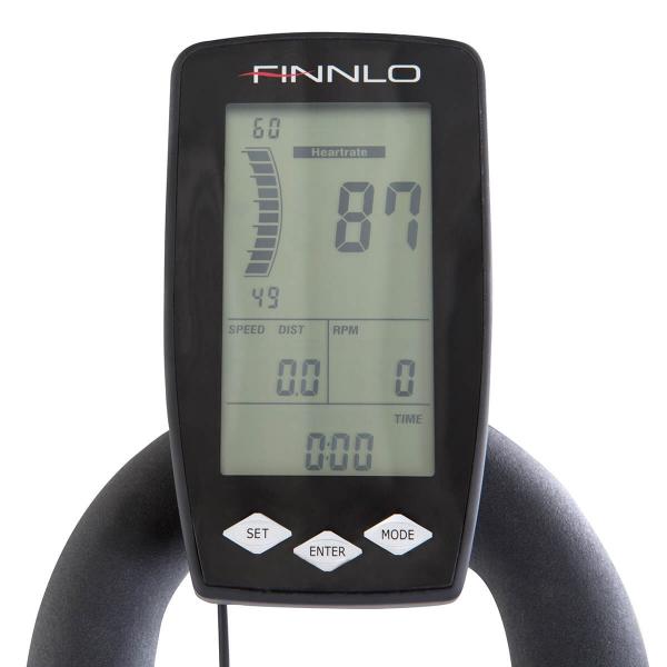 Cyklotrenažér Cyklotrenažér Hammer Finnlo Maximum Speedbike PRO LCD displej