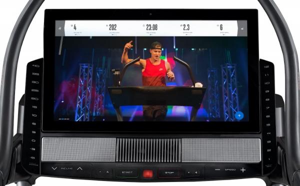 Běžecký pás Běžecký pás NordicTrack Commercial X32i počítač
