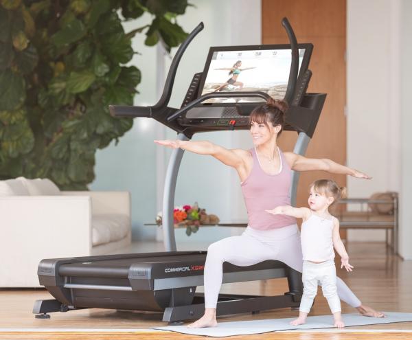Běžecký pás Běžecký pás NordicTrack Commercial X32i jóga
