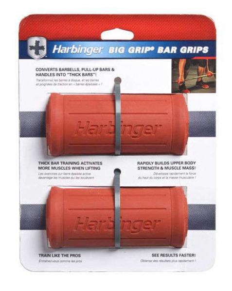 Big Grips - rukojeti na osu HARBINGER balení