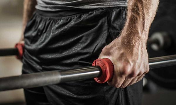 Big Grips - rukojeti na osu HARBINGER workout 3