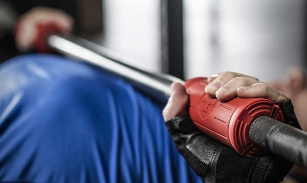Big Grips - rukojeti na osu HARBINGER workout 4