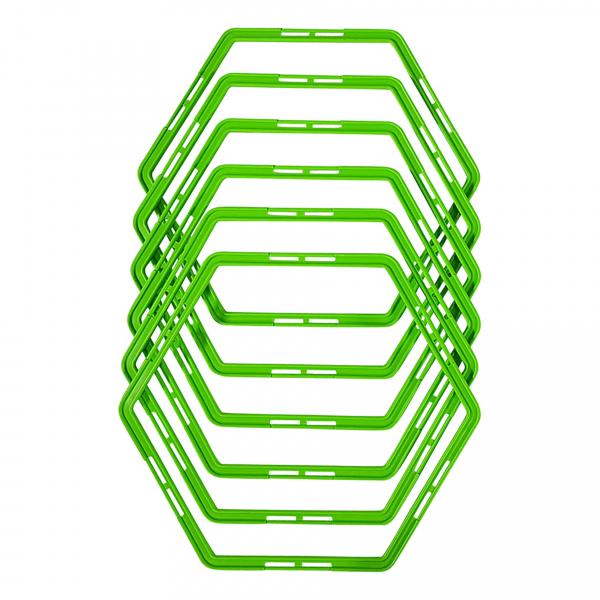Tréninkový set TUNTURI Agility Grid pohled