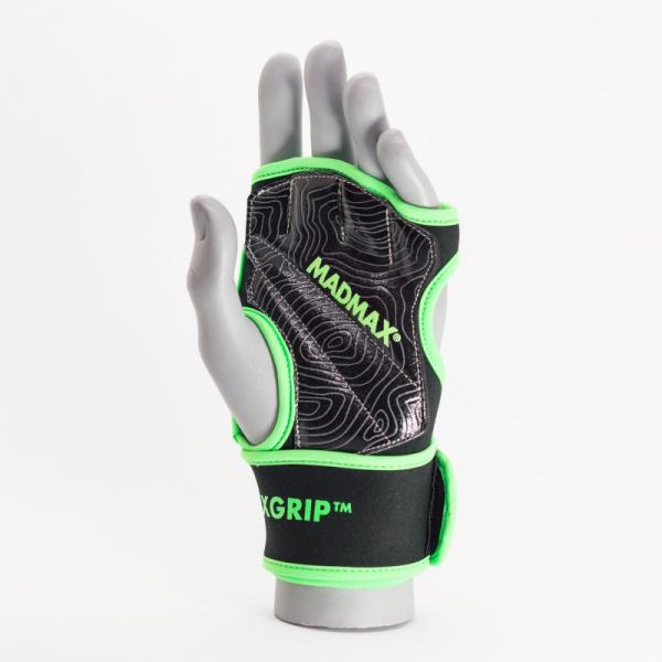 Max Grip neoprene wraps MADMAX černá zelená inside