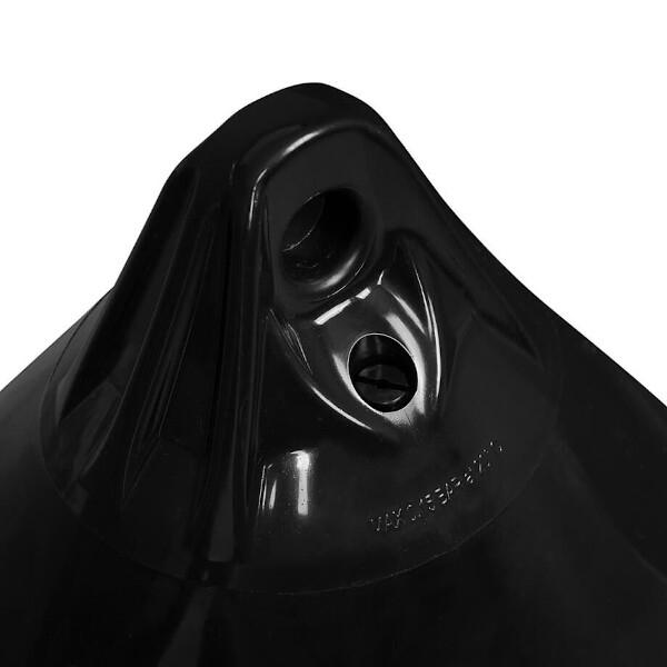Boxovací pytel DBX BUSHIDO Hydro Bag 2.0, 25 kg černý detail připojení