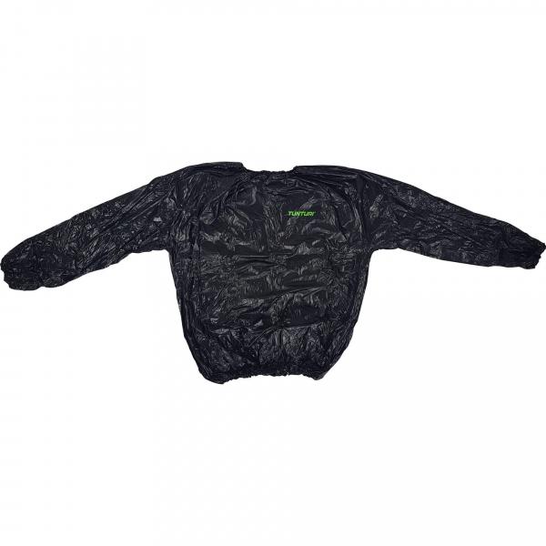 Sauna oblek TUNTURI černý horní díl