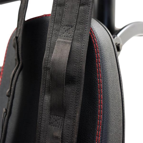 Posilovací lavice na záda Posilovací stroj Finnlo Maximum Dual AB,Back zádová opěrka
