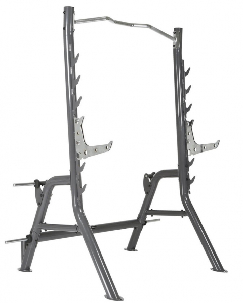 Stojan na činku Finnlo Maximum Squat Rack profil