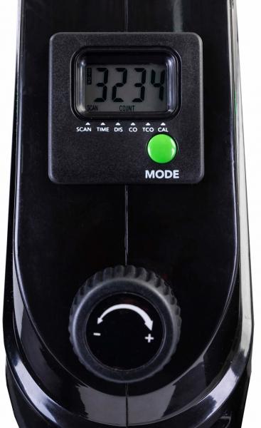 Mini rotoped Tunturi Cardio Fit D10 LCD displej + manuální nastavení odporu