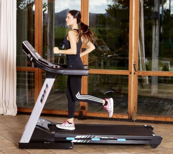 Běžecký pás BH Fitness F9R Dual promo