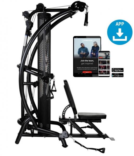 Posilovací věž  Finnlo Maximum Multi-gym M1 new app