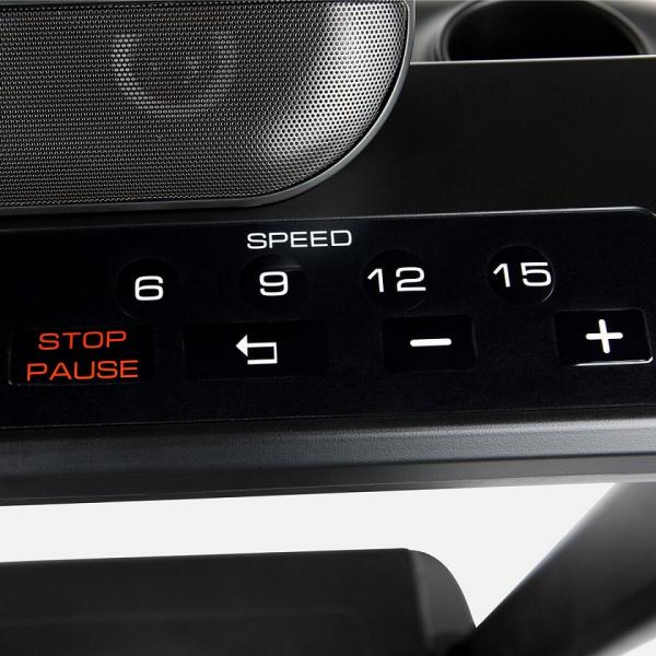 Běžecký pás Běžecký pás Hammer Life Runner LR22i TFT tlačítka pro rychlé nastavení
