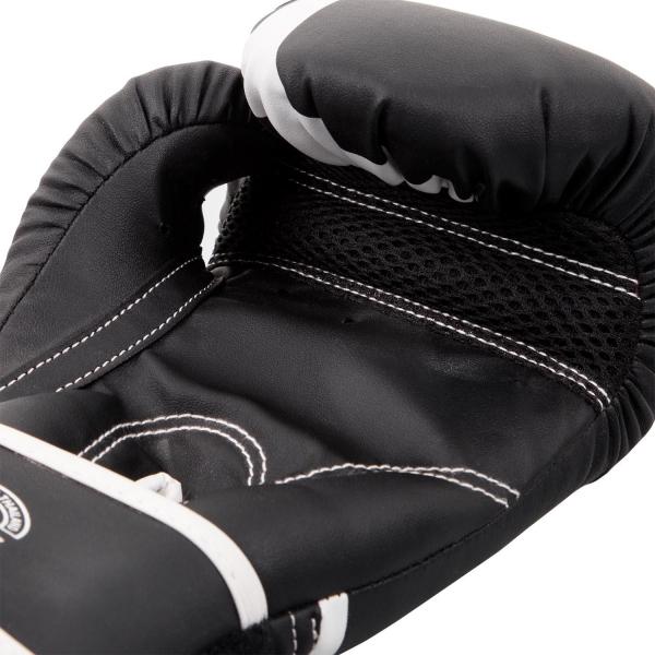 Boxerské rukavice - dětské Challenger 2.0 Kids černé bílé VENUM inside