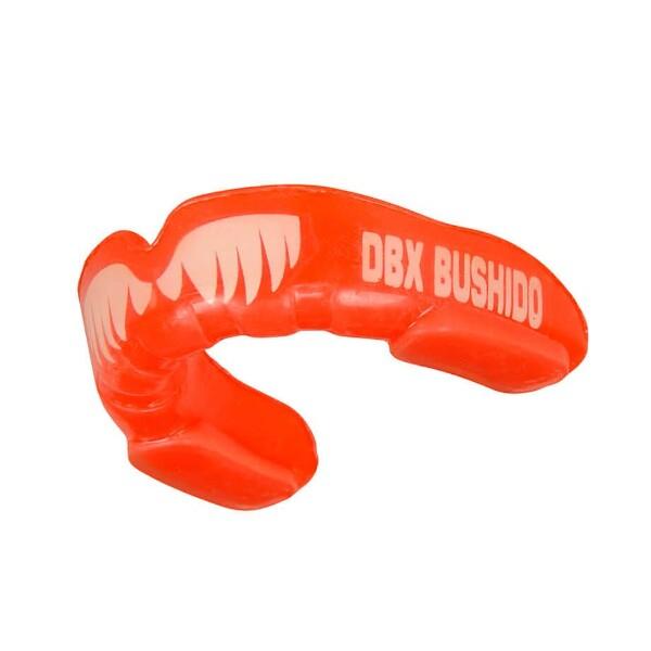 Chránič zubů DBX BUSHIDO MG-2 červený