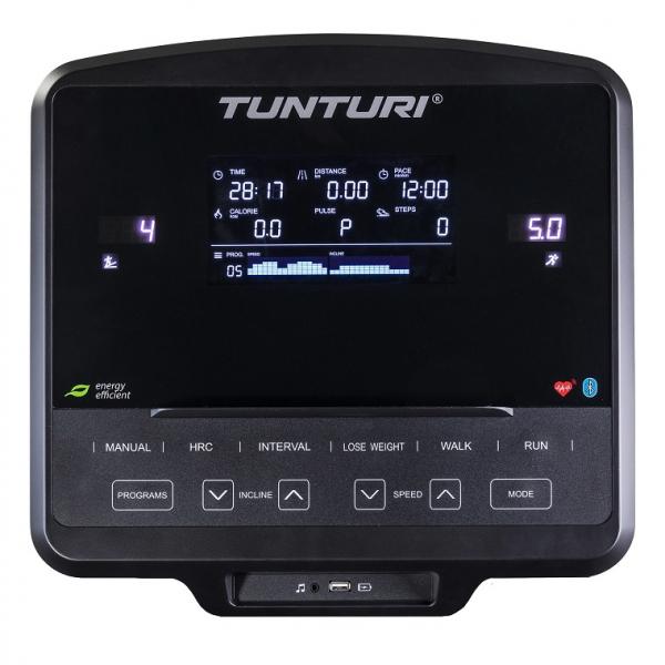 Běžecký pás Běžecký pás Tunturi FitRun 90i PRO_počítač