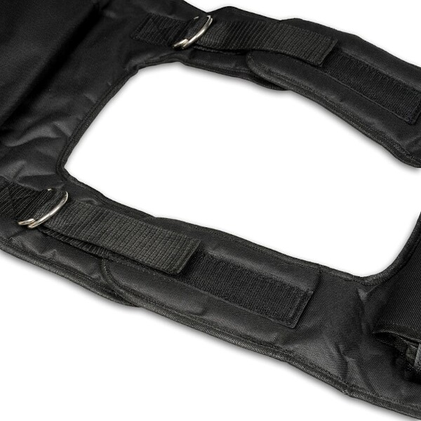 Zátěžová vesta DBX BUSHIDO krátká 1-10 kg detail