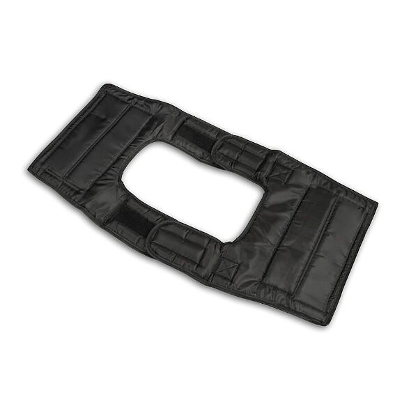 Zátěžová vesta DBX BUSHIDO krátká 1-10 kg detail3