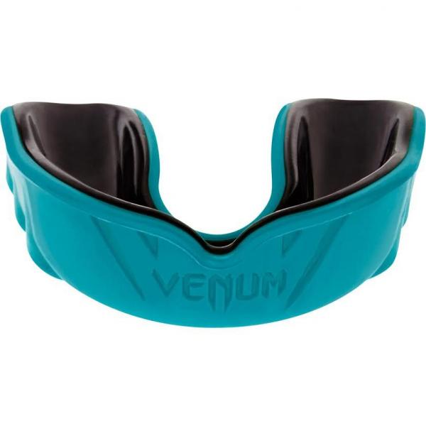 Chránič zubů Challenger VENUM azurově černý