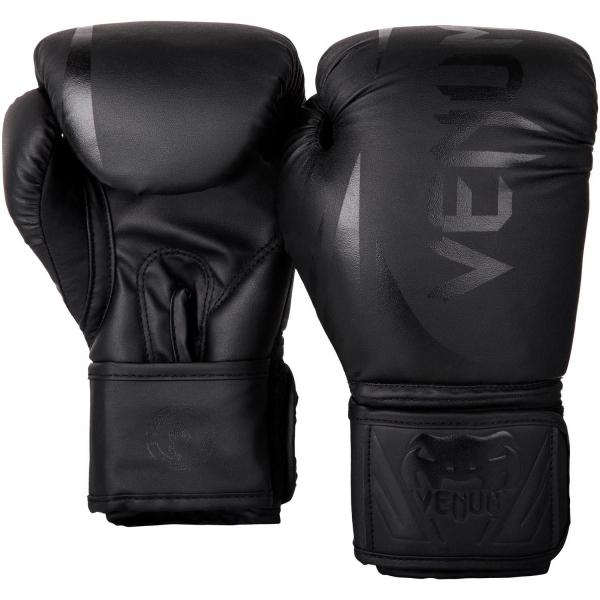 Boxerské rukavice - dětské Challenger 2.0 Kids černé VENUM pohled
