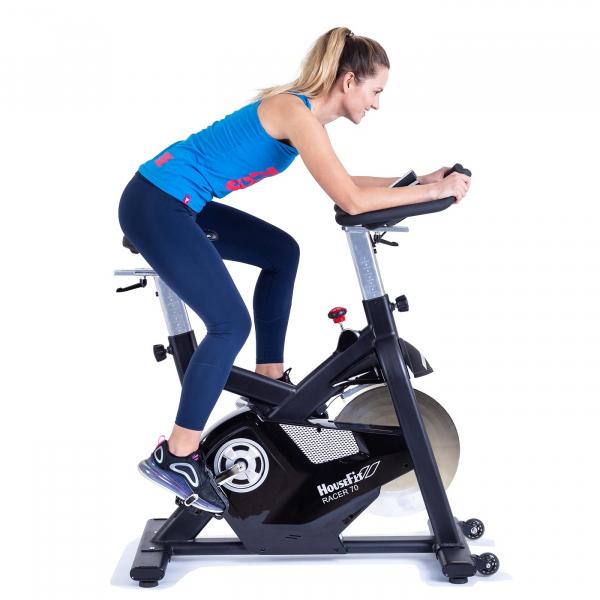 Cyklotrenažér Housefit Racer 70 promo 4