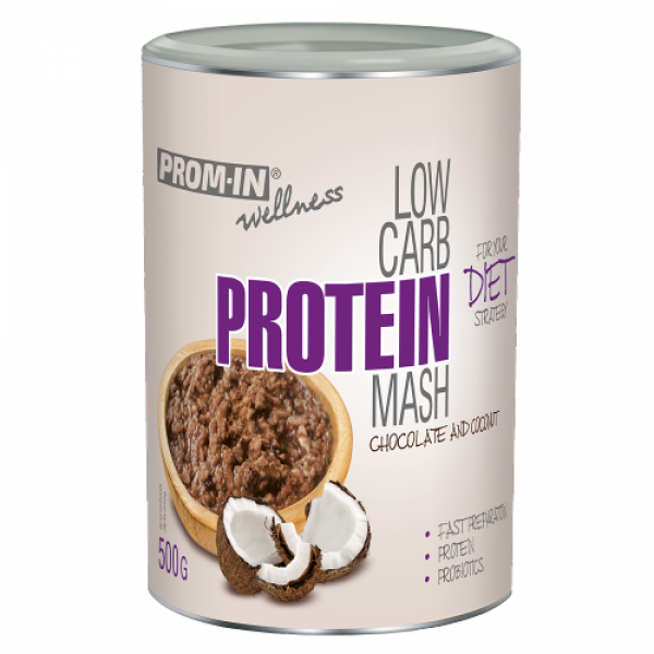 PROM-IN Low Carb Workout Mash 500 g