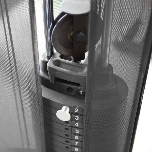 Přídavné závaží Finnlo Maximum 2,5 kg na stroji