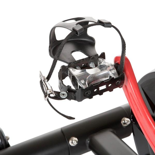 Cyklotrenažér HAMMER Speed Racer S pedály