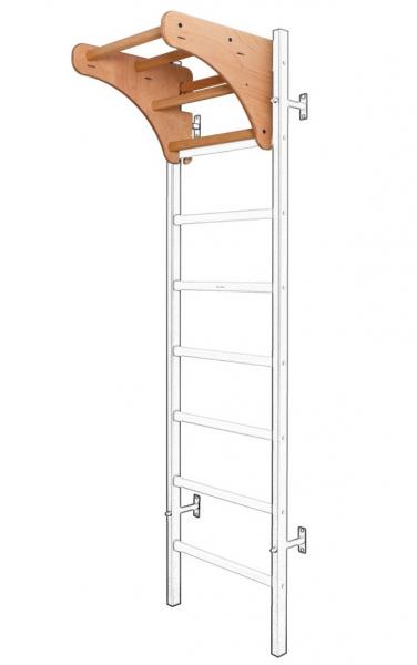 Závěsná hrazda dřevěná BenchK PB23