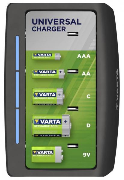 Nabíječka na baterie universální VARTA_03