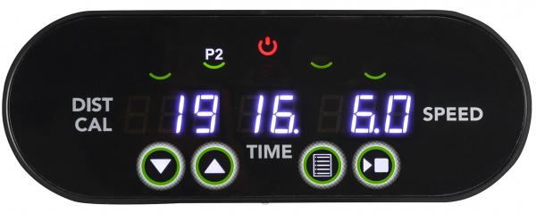 Běžecký pás Tunturi Cardio Fit T10 počítač